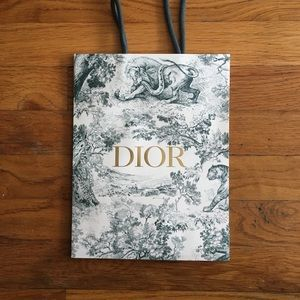 DIOR Special Edition Shopping Paper Bag